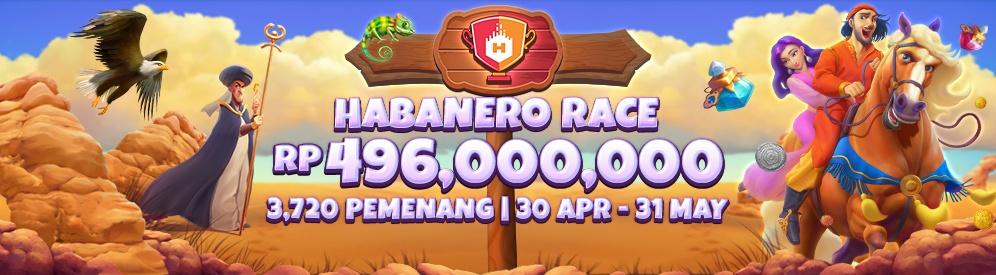 Habanero Race Promo