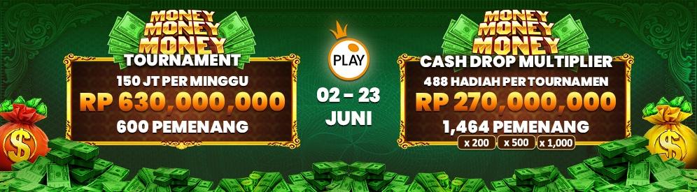 Moneyx3 Tournaments
